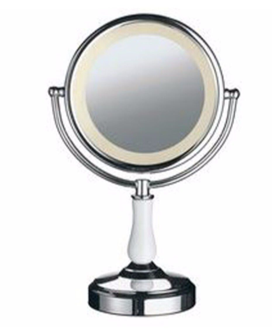 Conair illuminated mirror shaver shop hover to zoom illuminated mirror mozeypictures Gallery