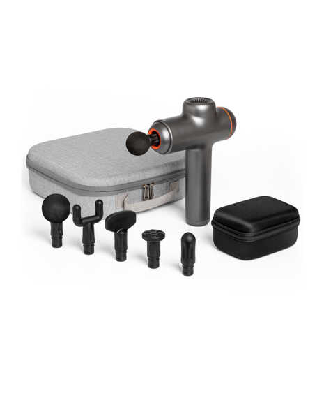 Deep Tissue Percussion PRO Massage Gun with Case