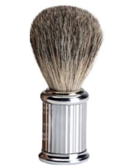 Chrome Plated Shaving Brush