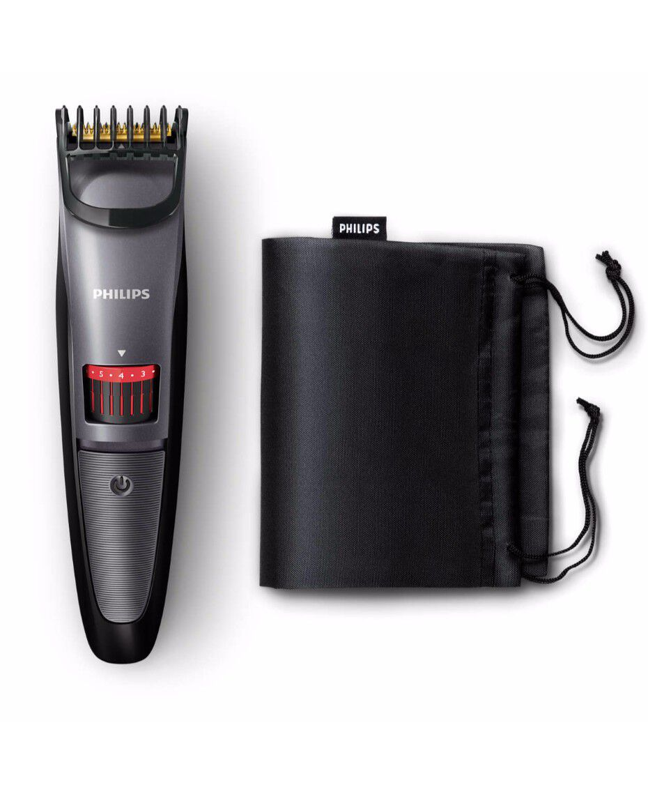 philips beard and stubble trimmer shaver shop. Black Bedroom Furniture Sets. Home Design Ideas