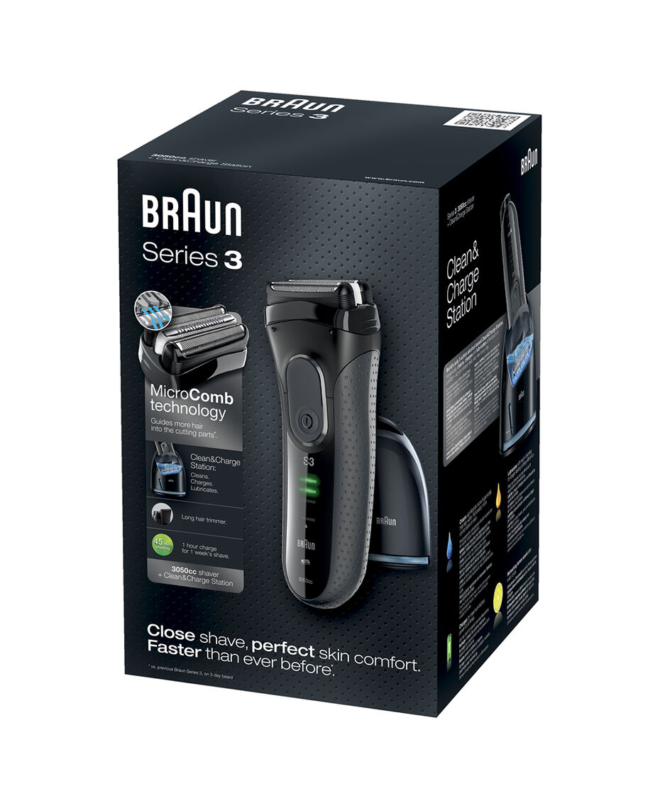braun series 7 cleaning station manual