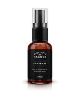 Shave Oil 30ml