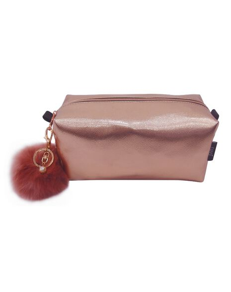 Toiletry Bag - Rose Gold