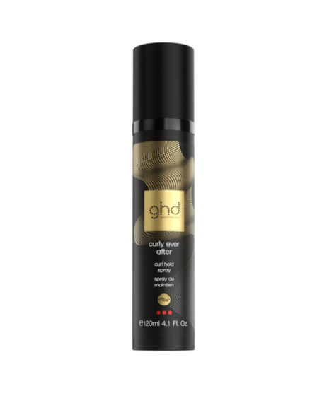 curly ever after - curl hold spray