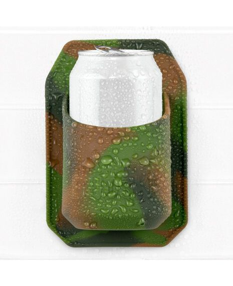 Shower Beer Holder - Camo