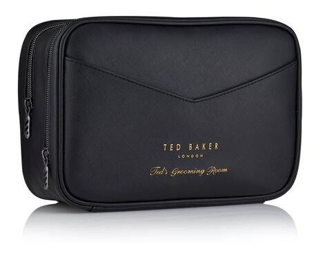 Ted's Grooming Room The 'Full Ted' Regime Wash Bag Set