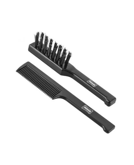 Moustache Brush & Comb Set