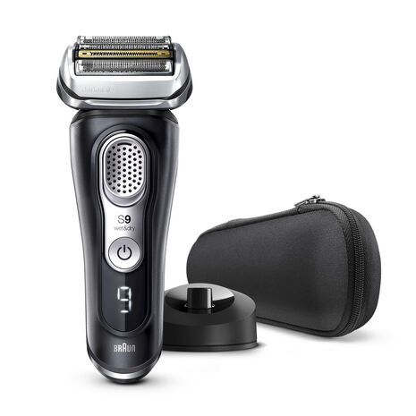 Series 9 Latest Generation Wet & Dry Electric Shaver with Fabric Travel Case