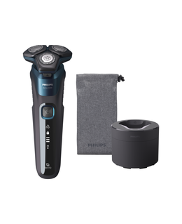 Series 5000 SkinIQ Shaver with Quick Clean Pod