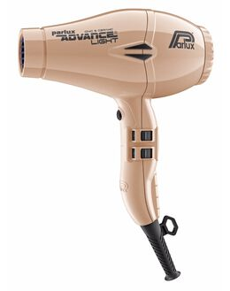 Advance Light Ionic & Ceramic Hair Dryer 2200W - Light Gold