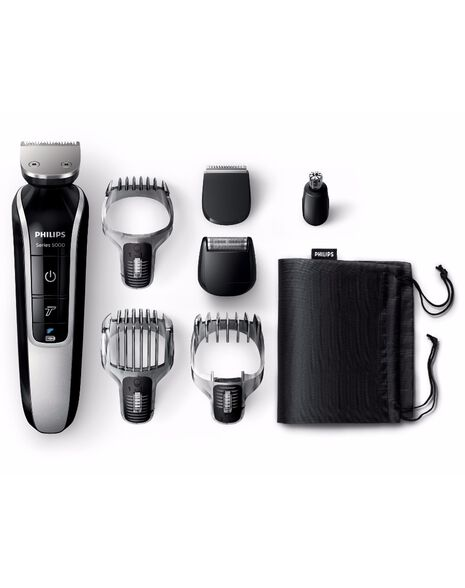 Series 5000 Multigroom 7-in-1 Grooming Kit