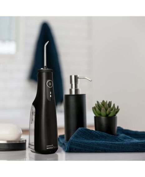 Cordless Select Black Water Flosser