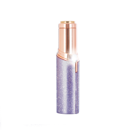 Deluxe Facial Hair Remover - Glitter Lavender