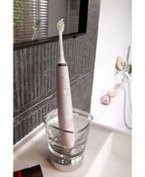 DiamondClean Pink Electric Toothbrush
