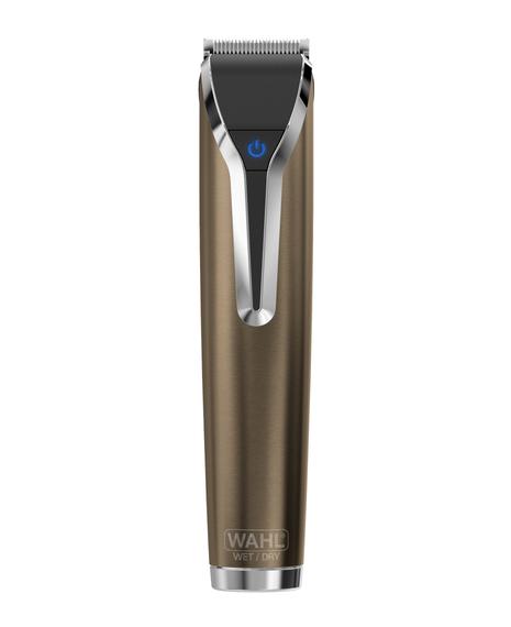 Waterproof Lithium-Ion Stainless Steel Grooming Kit - Bronze