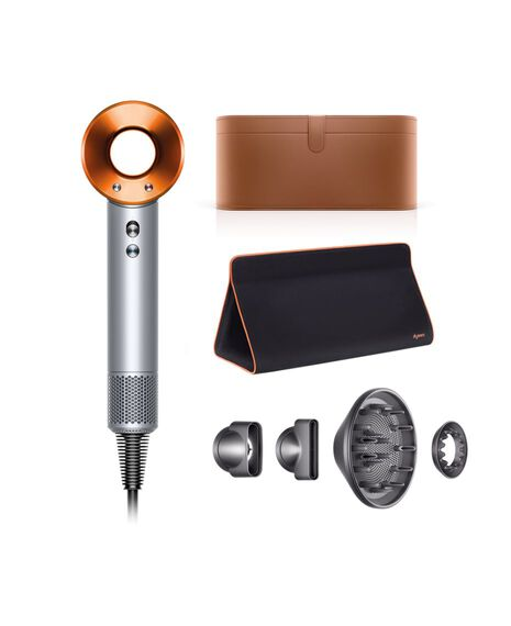 Supersonic Hair Dryer - Copper & Silver