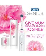 Oral B Genius Gold Sakura Limited Edition Toothbrush