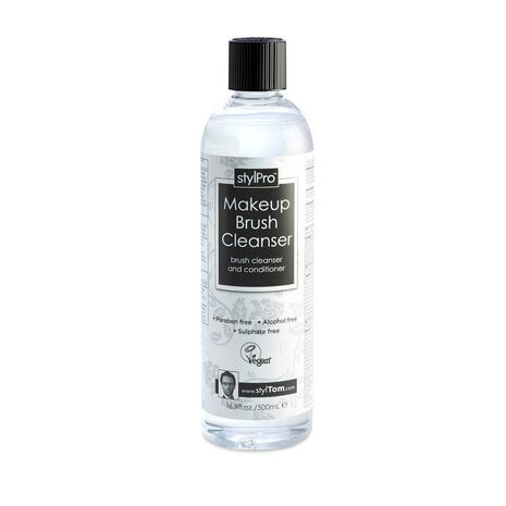 Makeup Brush Cleaning Solution 500ml