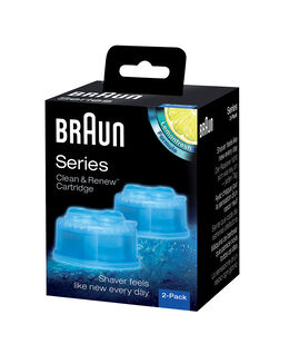 Clean & Renew Cartridge Refills 2 Pack