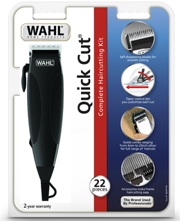 Quick Cut Complete Hair-cutting Kit