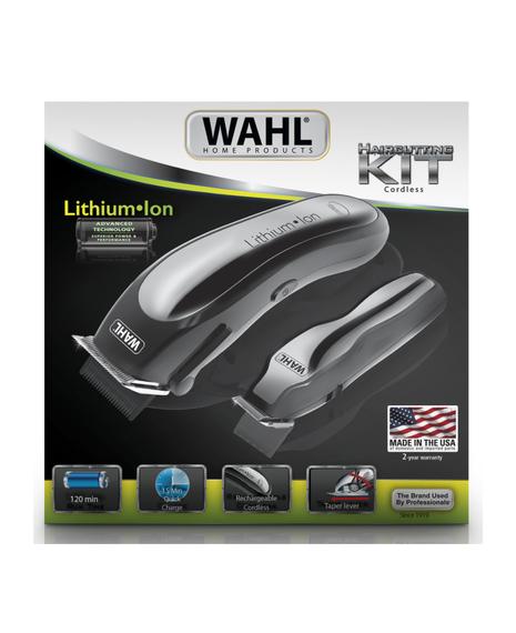 Lithium-ion Pack Hair Clipper