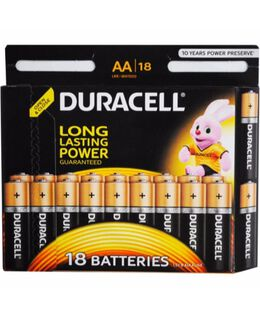 AA Batteries 18 Pack