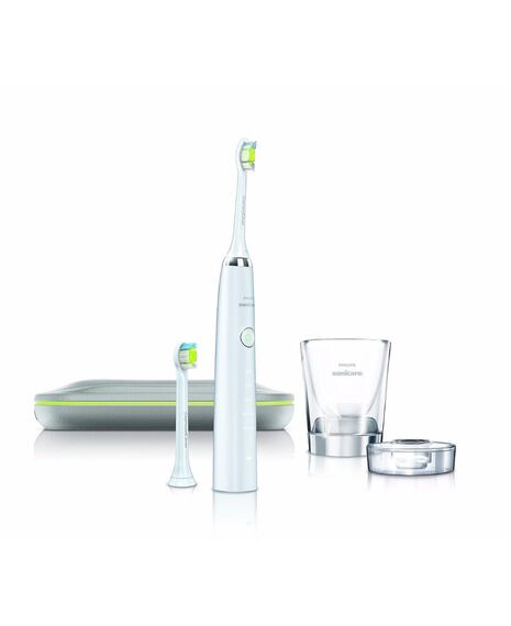 Sonicare Diamond Clean White Electric Toothbrush