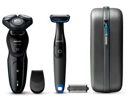 Series 5000 Shaver with Bonus Bodygroomer