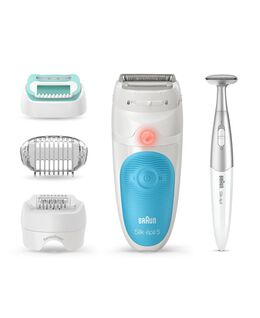 Silk-épil 5 Epilator with Bikini Trimmer
