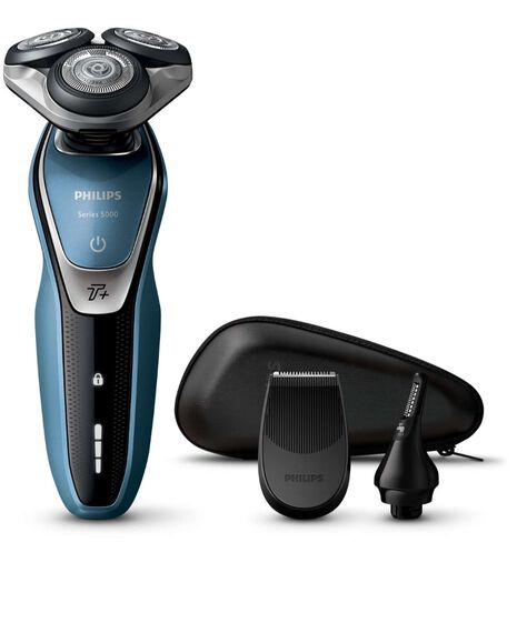 5000 Series S5630/45 MultiPrecision Electric Shaver with Travel Case